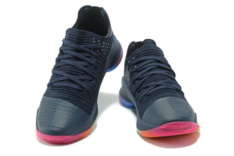 Under Armour Curry 4 Low Black Multi Color  221f142f0b48