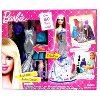 Barbie Be A Real Fashion Designer Set Barbie Design Fashion Design