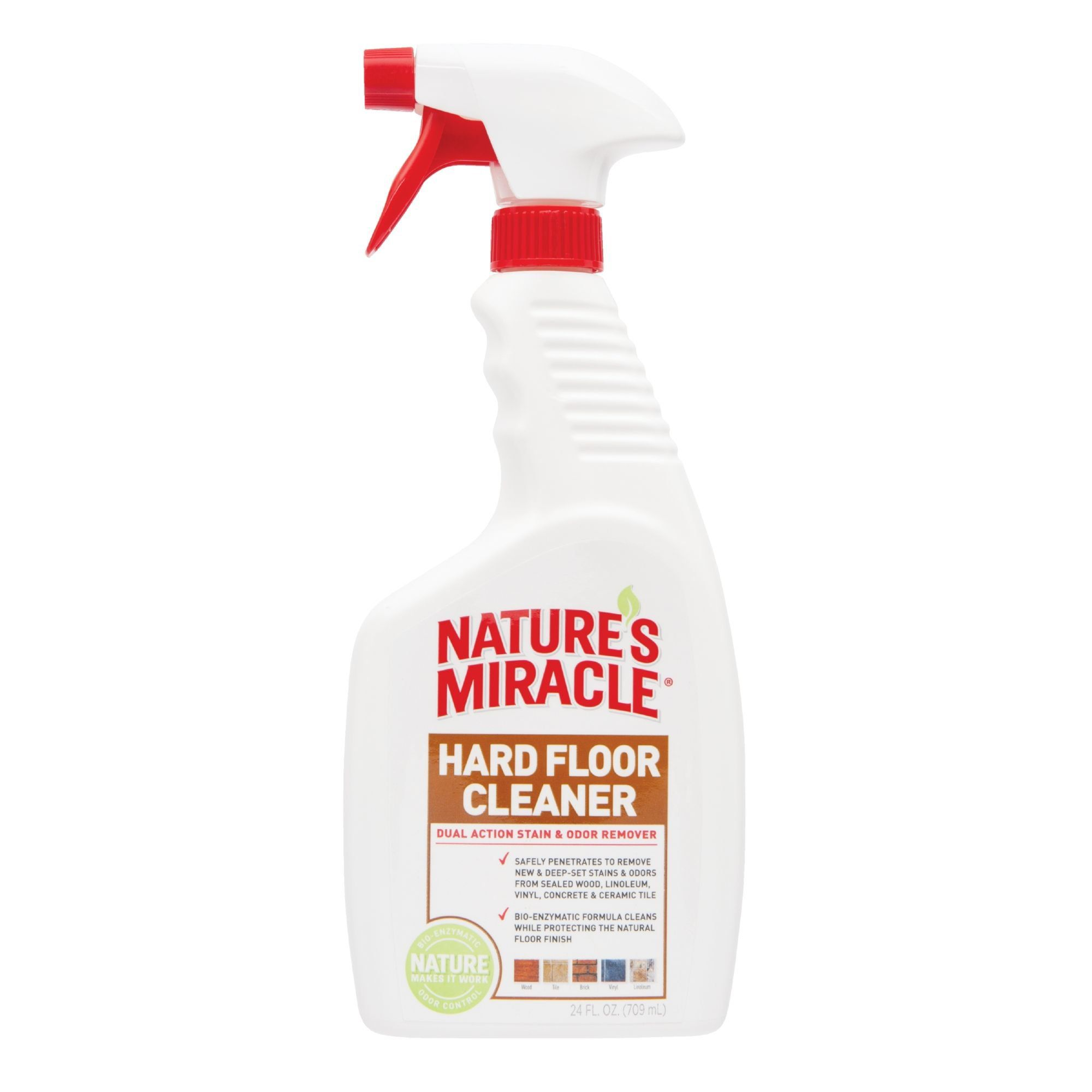 Nature S Miracle Advanced Dual Action Hard Floor Stain Odor