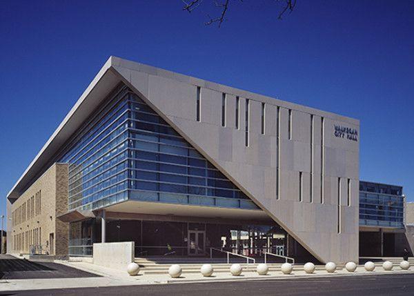 Waukegan City Hall - Legat Architects
