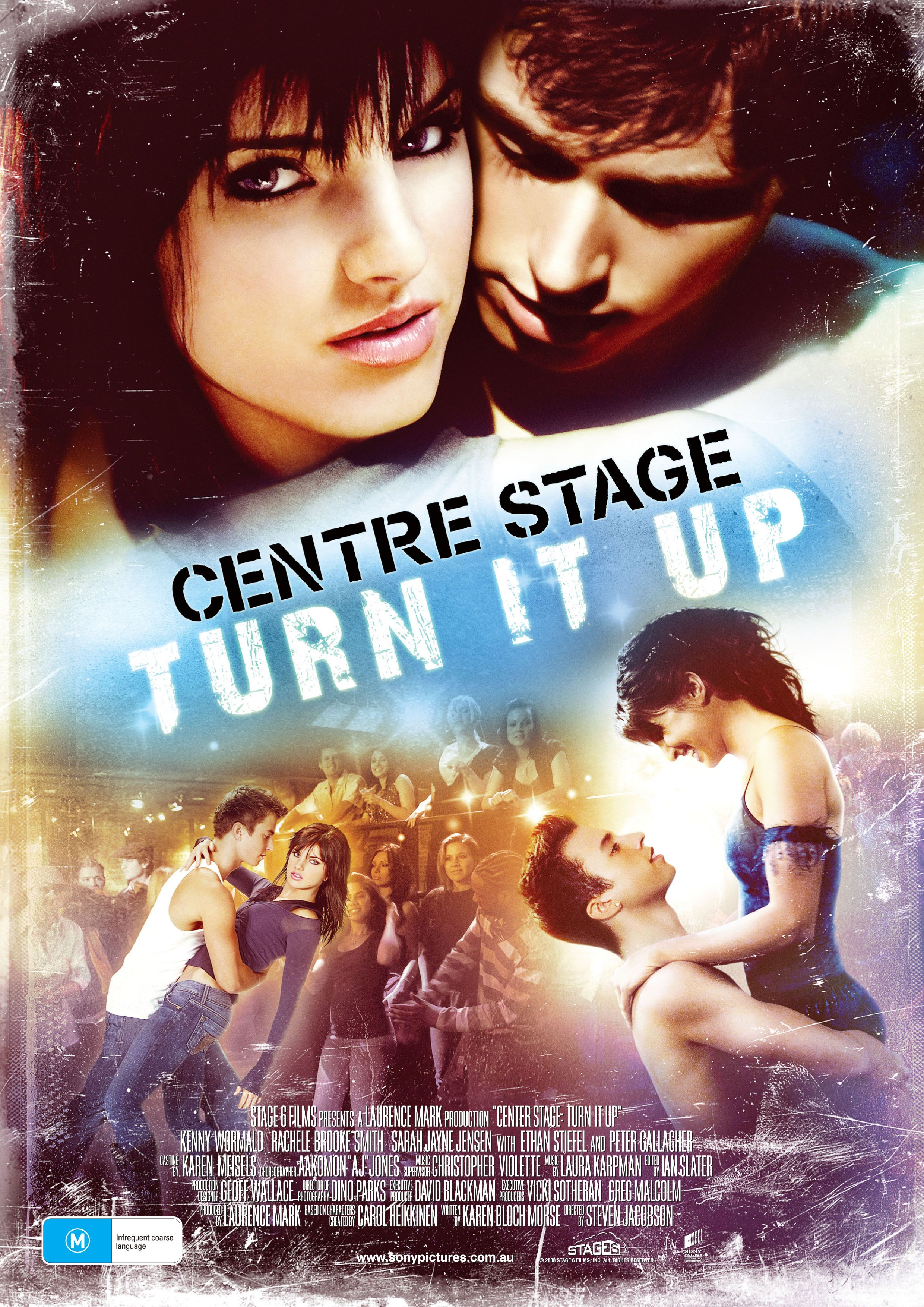 Christine s center stage dance studio home - Centre Stage Turn It Up All Self Taught Dancer Kate Parker Has Ever