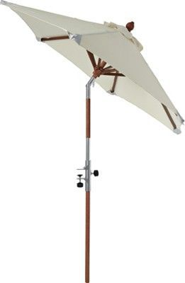Cinas aurinkovarjo parvekkeelle, halkaisija 180cm   Outdoor spaces and Spaces