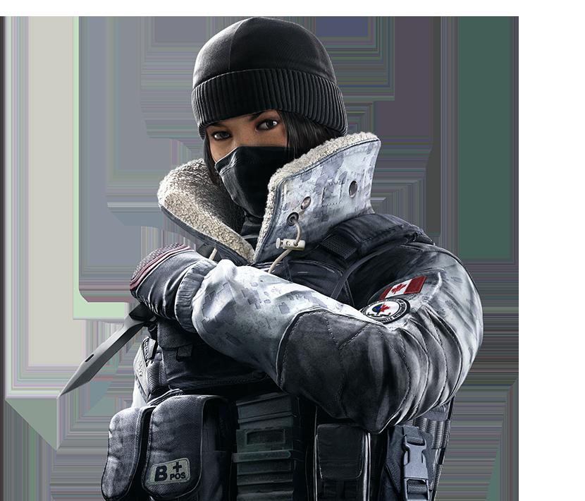 Tom Clancy S Rainbow Six Siege Ubisoft Rpg Mulheres