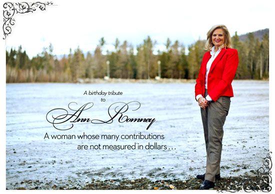 ann romney campaign trail | Ann Romney