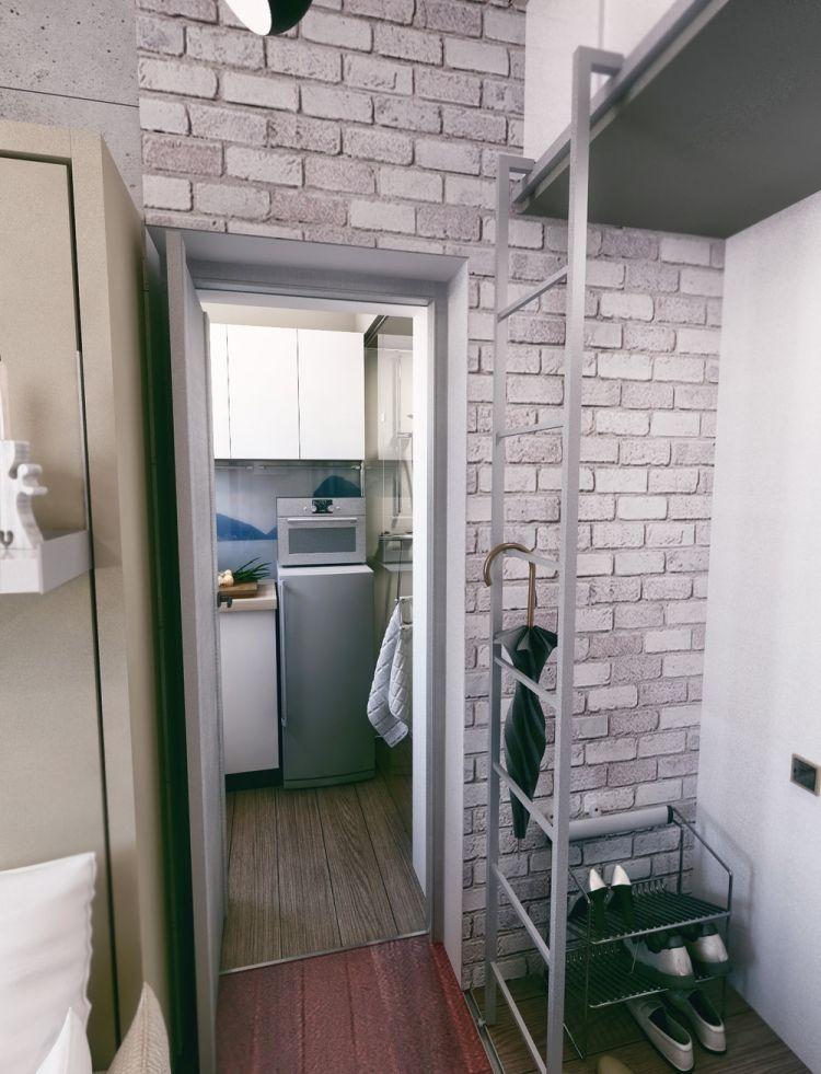 Wunderbar Kleine Wohnung Einrichten   6 Clevere Wohnideen Für 30 Qm Wohnfläche