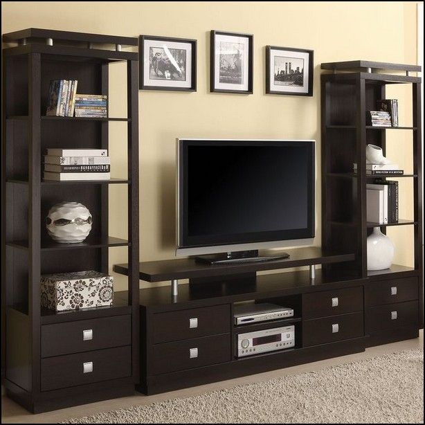 High Quality Awesome Entertainment Center Decorating Ideas Images Decorating . Design ...