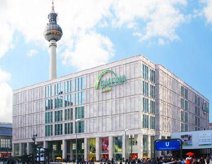 Galleria Kaufhof Alexanderplatz