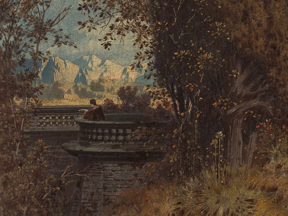 Ferdinand Knab Classical Art Rococo Art Art Painting