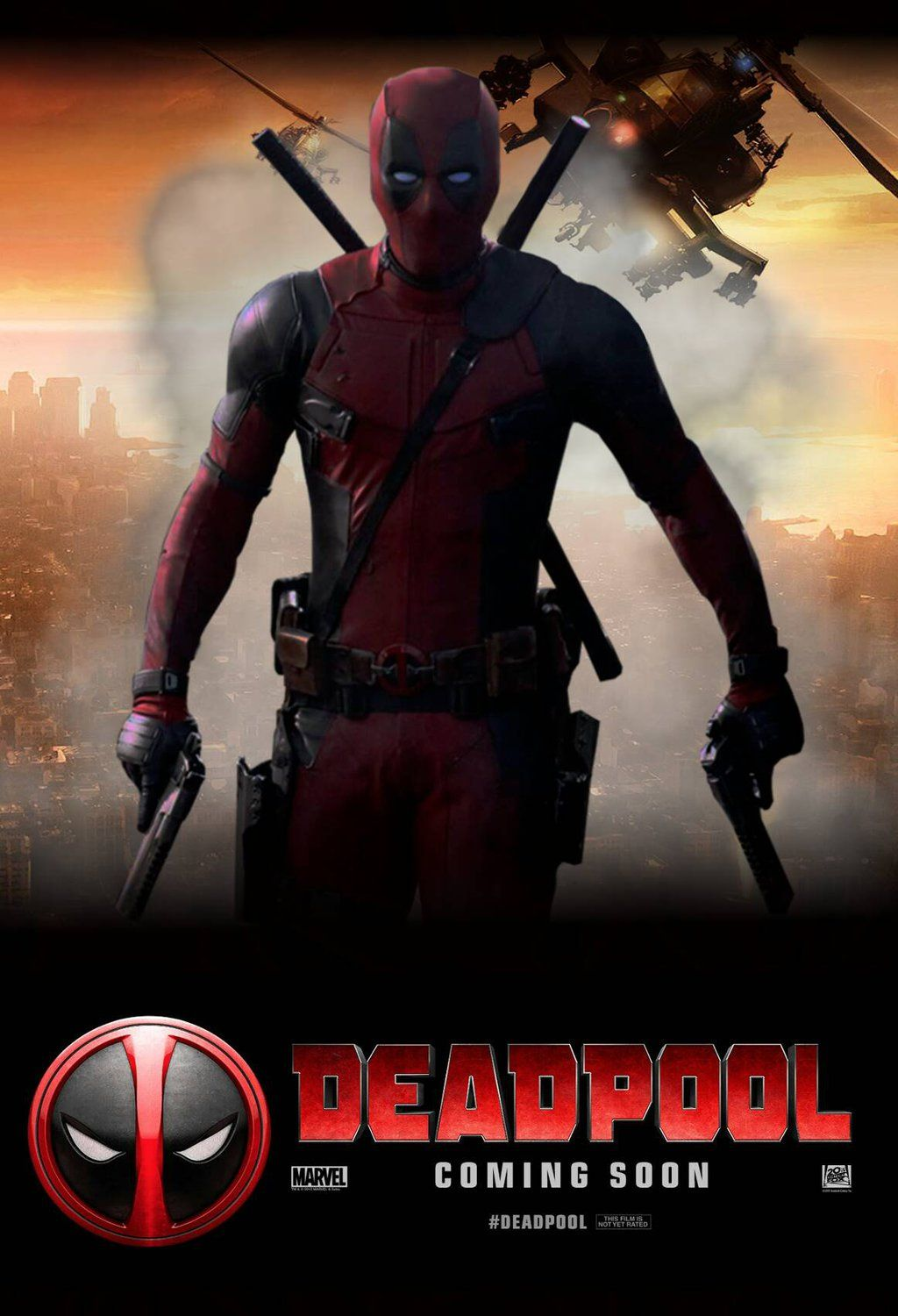 marvel film 2016 deadpool