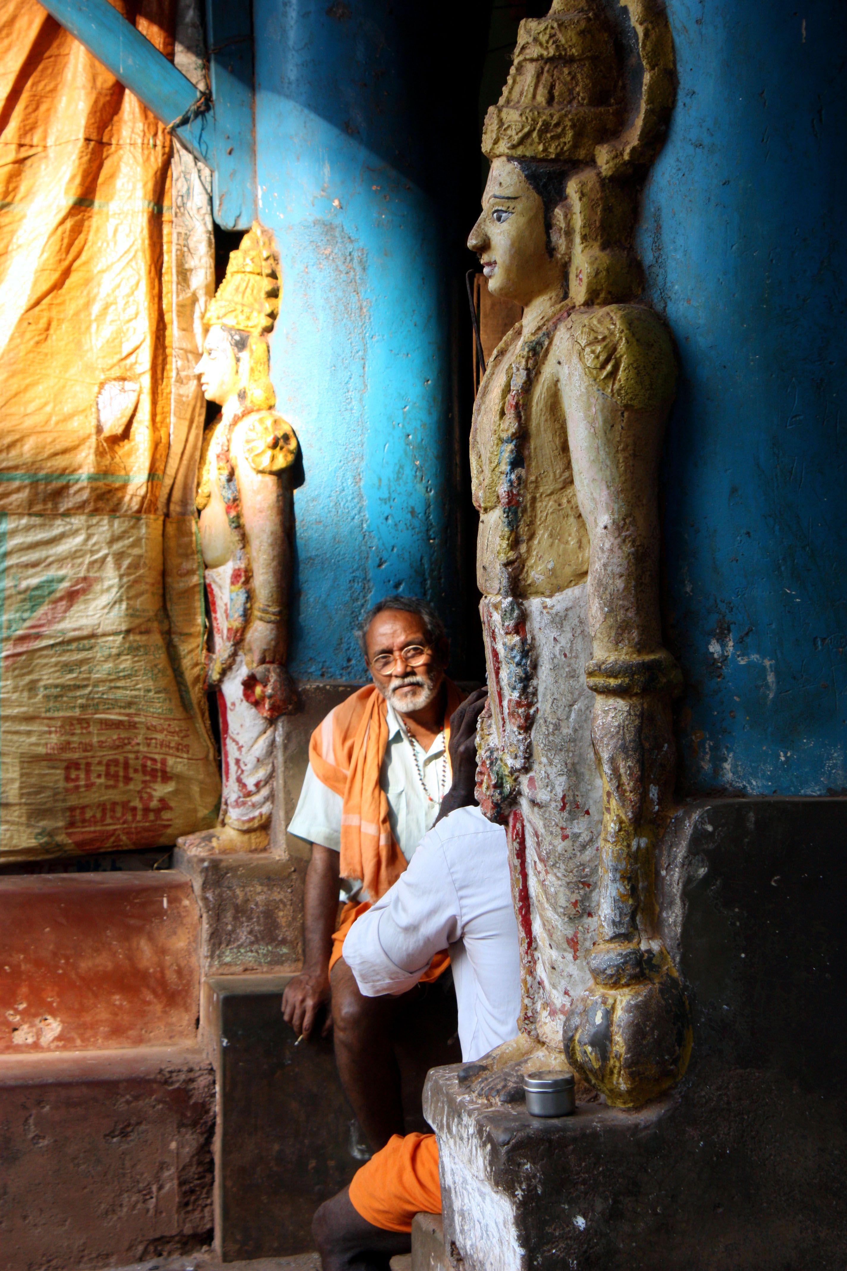 INDIA Copyright Laura TODIÉ Gokarna - Karnataka