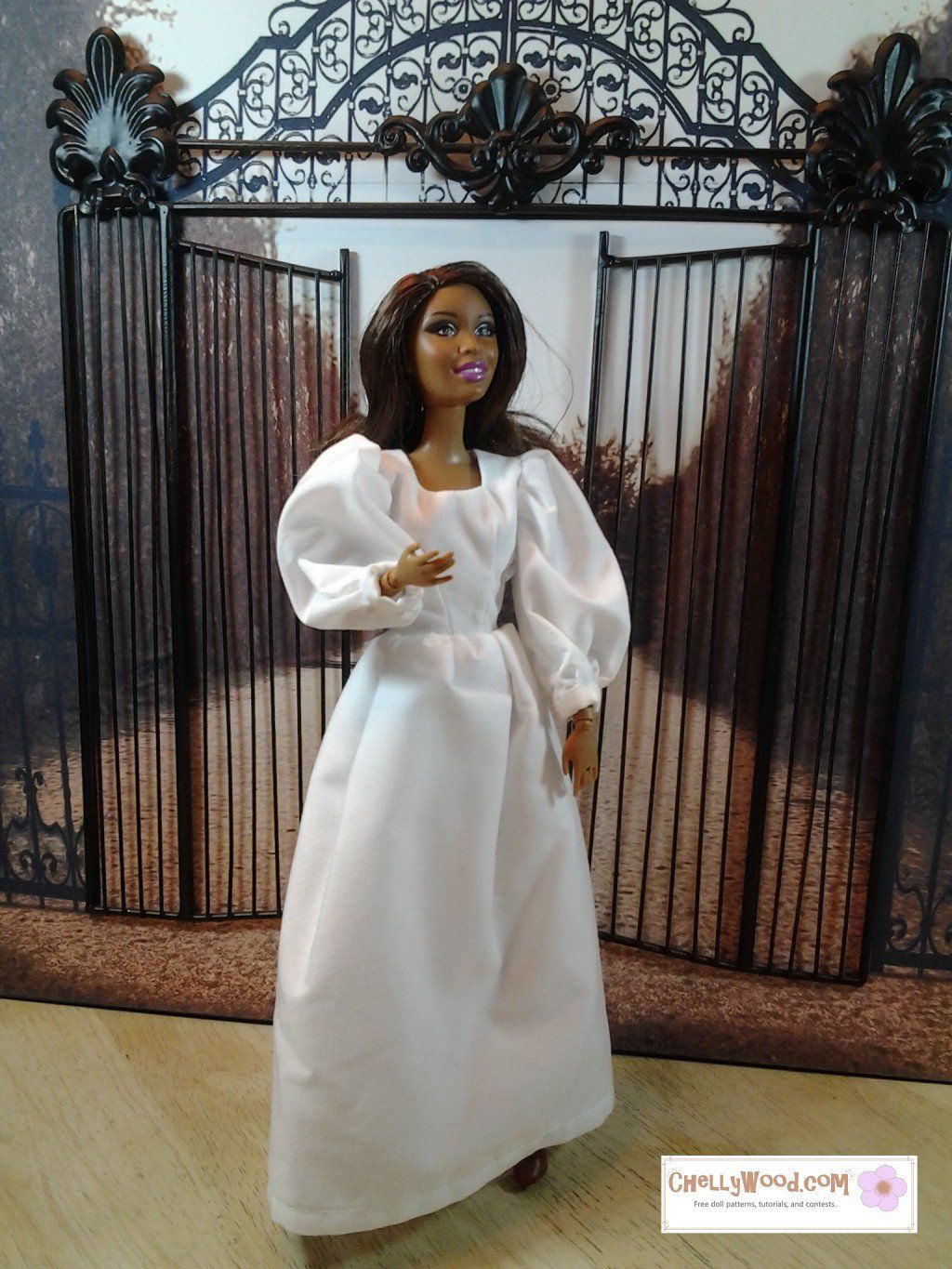 Wedding dress patterns free  Find some great free doll clothes patterns for your Barbie American