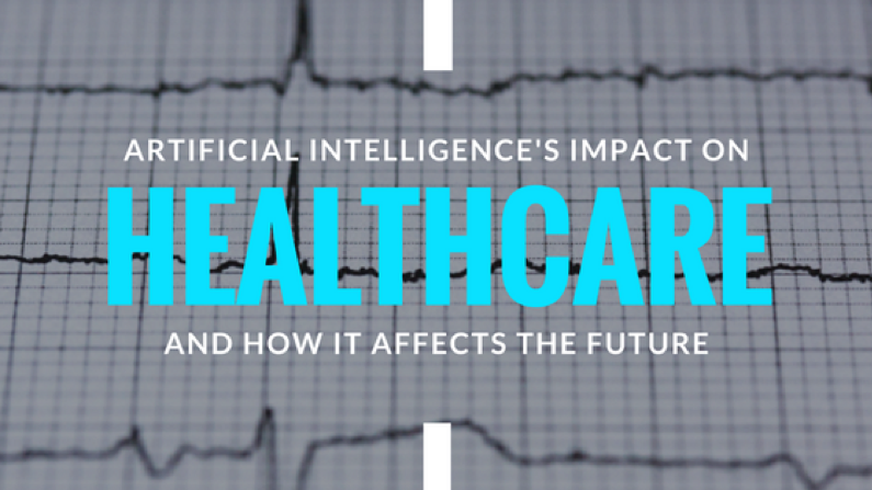 How Ai Is Going To Impact Healthcare In Future Health Care Health Tech Healthcare Technology
