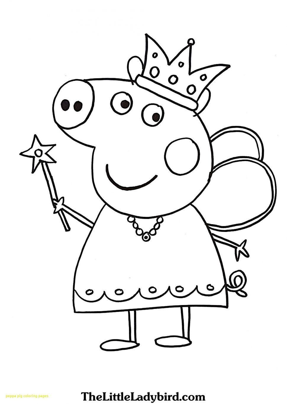 Coloring Picture Az Coloring Pages Peppa Pig Coloring Pages Peppa Pig Colouring Peppa Pig Drawing