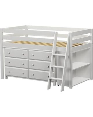 Best A Dresser And Bookcase To Fit Under The Bed Like These 640 x 480