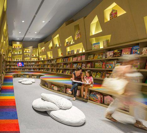 Saraiva Bookstore by Studio Arthur Casas Escaliers Pinterest - libreria diseo