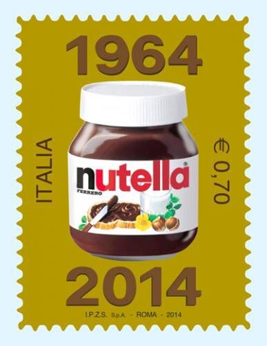 Nutella Stamp Nutella Nutella Bottle Wine Recipes