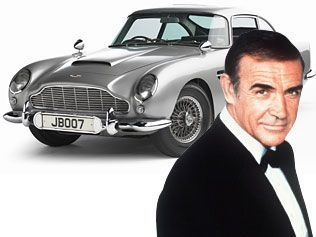 Photo of James Bond car #bondcars #bond #cars #vehicles