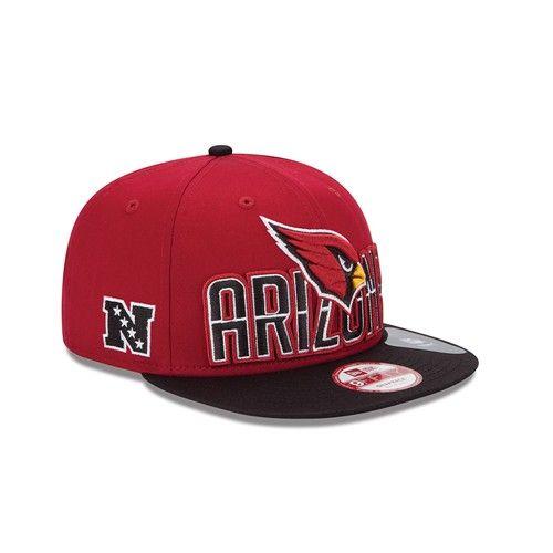 Arizona Cardinals Football Club 2013 New Era® 9FIFTY® Draft Hat. Click to  order! -  29.99  Cardinals 74fb2e47a4f