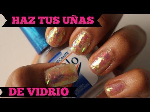 UÑAS DECORADAS DIY - Camideas :D - YouTube