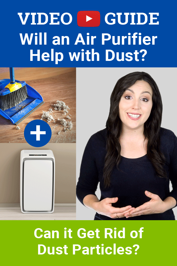 Will An Air Purifier Help With Dust Can Air Purifiers Remove Dust Air Purifier Purifier How To Remove