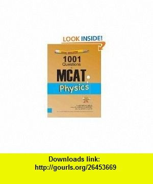 Examkrackers 1001 questions in mcat in physics by jonathan orsay examkrackers 1001 questions in mcat in physics by jonathan orsay jordan zaretsky and scott calvin fandeluxe Images