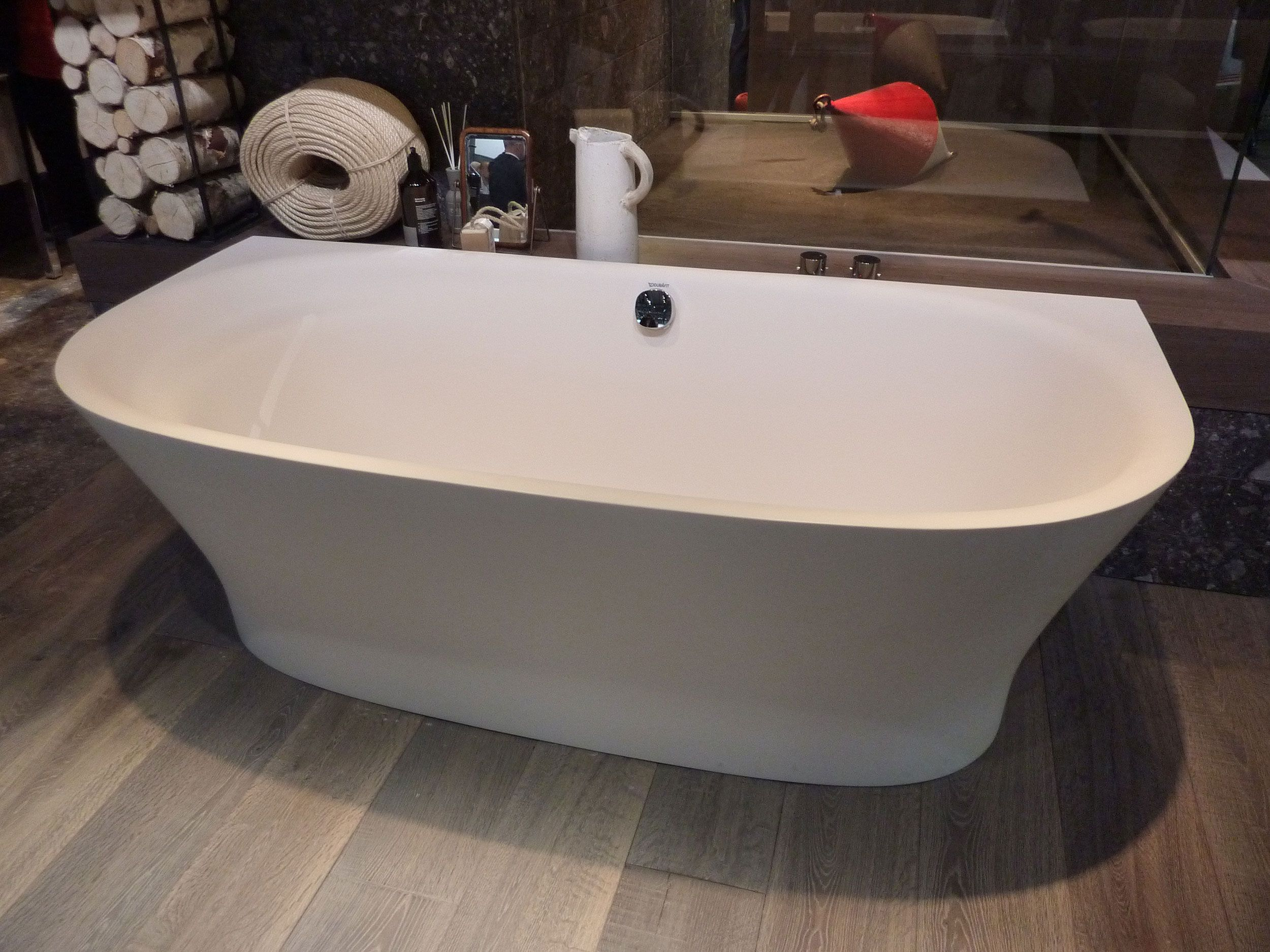 Duravit Bath #ISH15 | professional | Pinterest | Duravit and Bath
