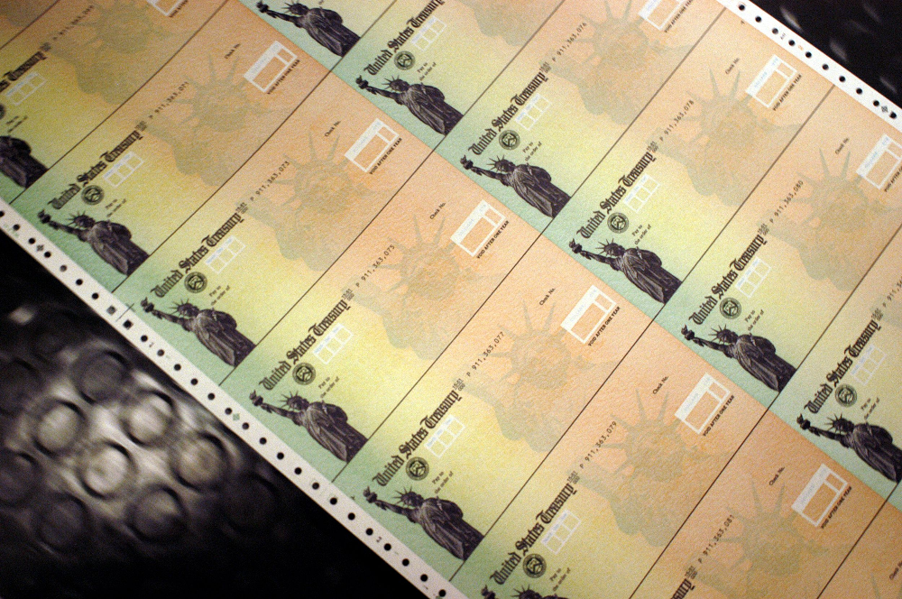 Stimulus checks are coming — here's how to make sure you