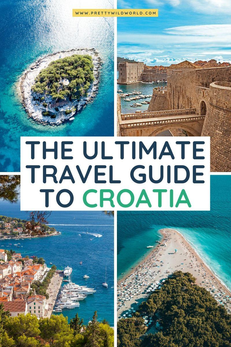 Croatia Vacation Ideas Pretty Wild World In 2020 Croatia Vacation Eastern Europe Travel Croatia Travel