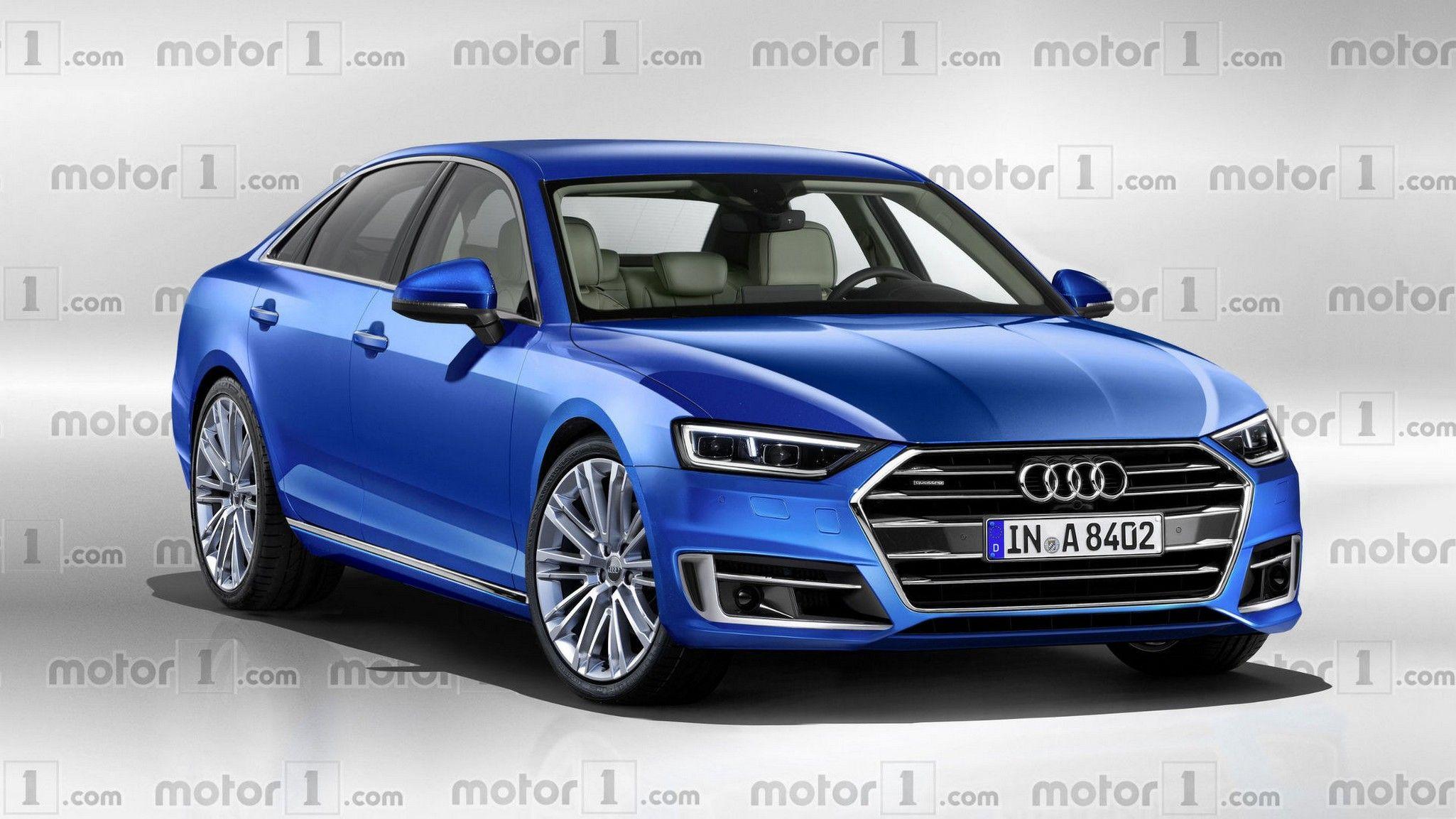 New 2018 Audi A8 Price Audi A8 Audi Car