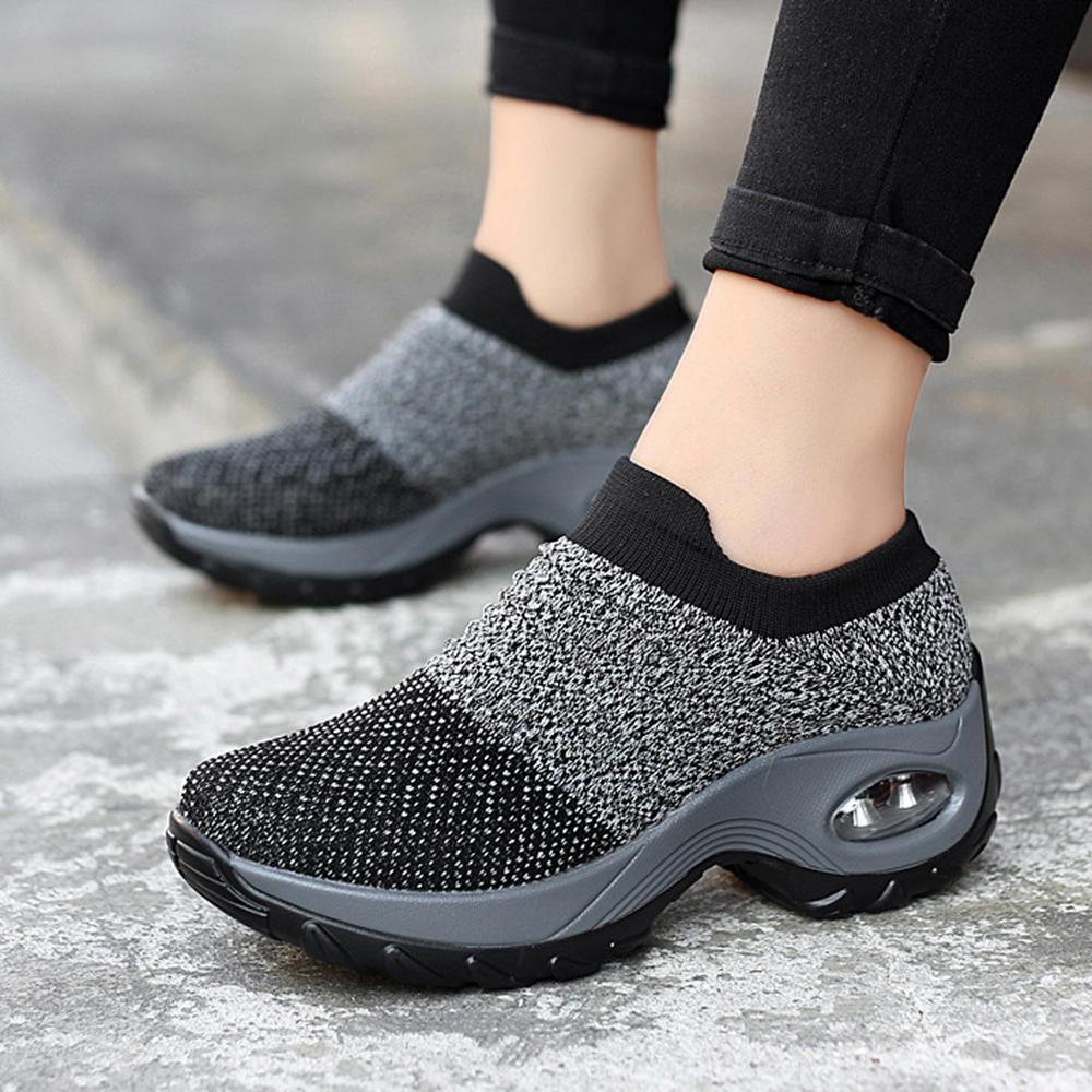 Cushioned shoes, Casual shoes women