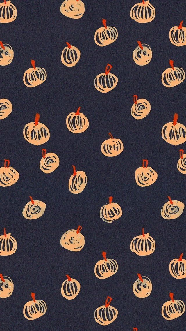 Pumpkin Background Iphone Wallpaper Fall Cute Fall Wallpaper Fall Wallpaper