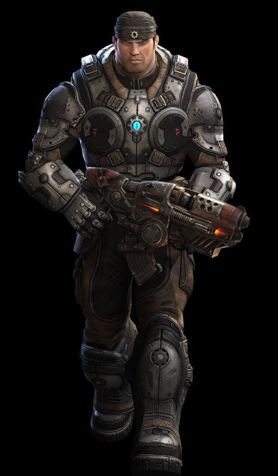 Gears Of War Judgment Young Marcus Dlc Marcus Fenix Skin