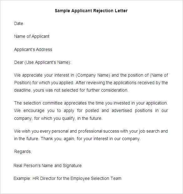 decline letter sle event sle how write a formal Others Pinterest