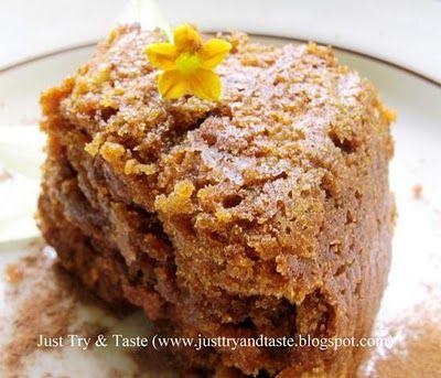 Resep Cake Wortel Kue Wortel Makanan Ringan Manis Resep