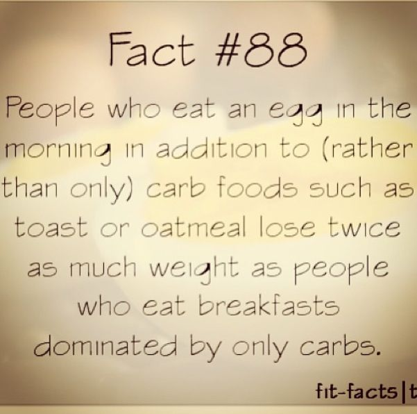 Science Facts Exercise: Breakfast Is Really The Most Important Meal Of The Day