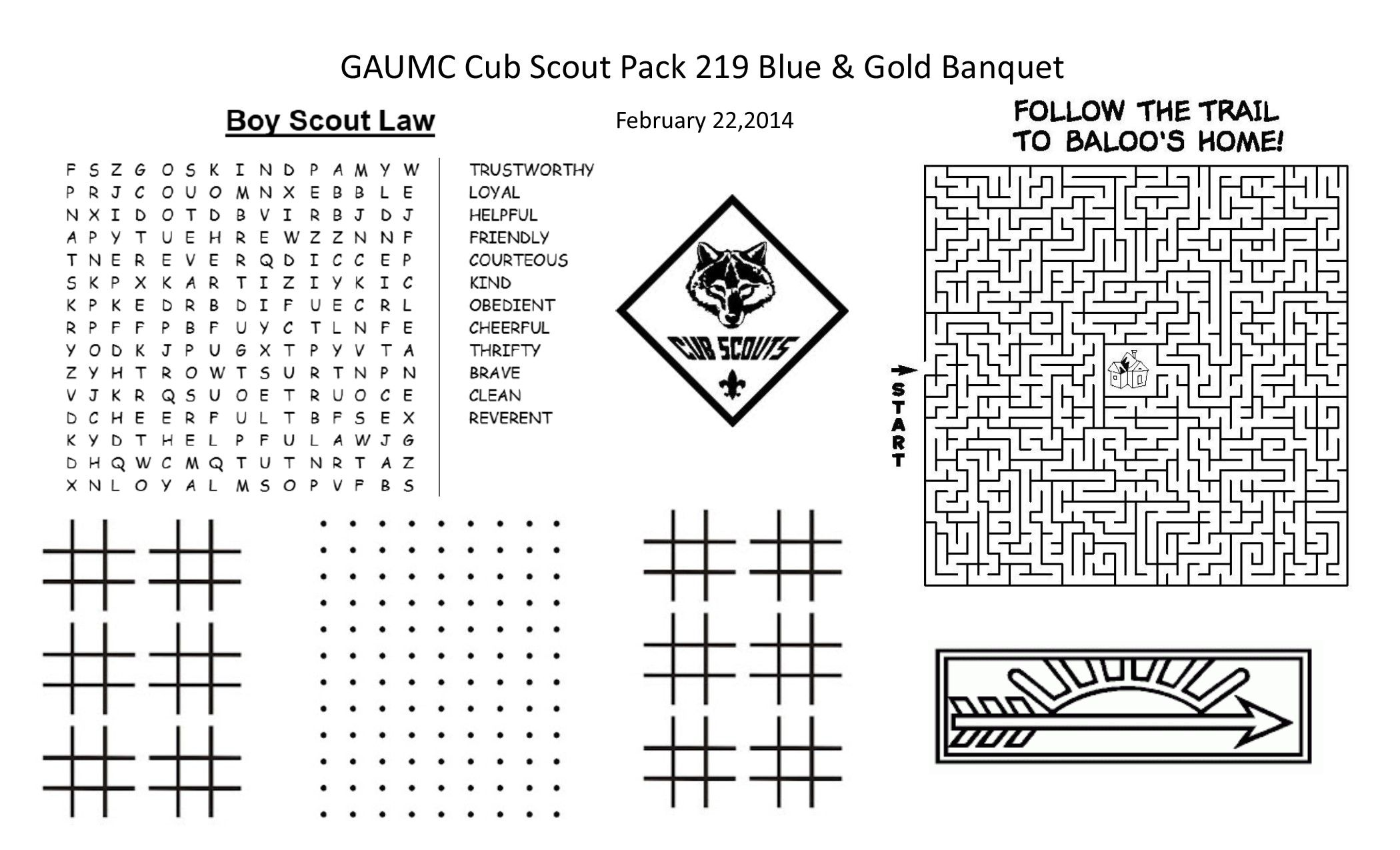 Pin On Cubscout