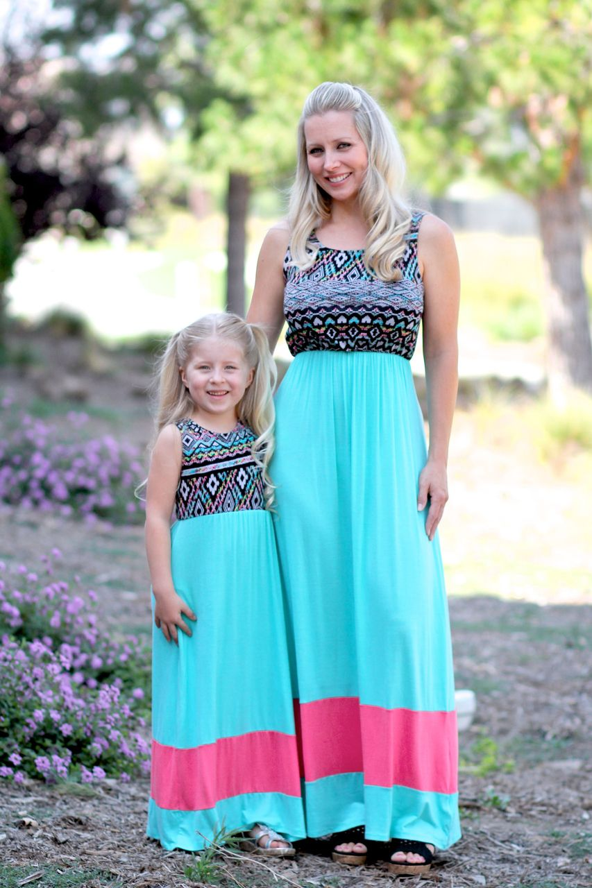 28.99-$34.99) brighter days maxi dress - be inspired boutique