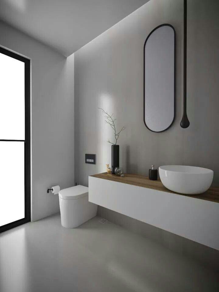 Bathroom Wth Concrete  Bathroom  Pinterest  Design Natural And Stunning Free 3D Bathroom Design Software Review