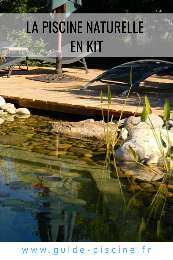 Piscine Naturelle En Kit Un Choix Ecologique Et Economique Piscine Naturelle Piscine Piscine Ecologique
