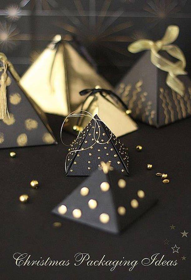 emballage cadeau de luxe decoration de table boites. Black Bedroom Furniture Sets. Home Design Ideas