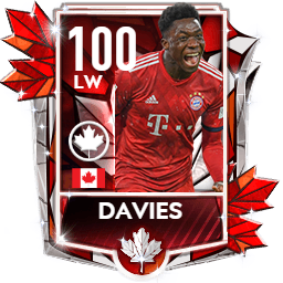 Fifa Mobile Canada Day 100 Ovr Fifa Fifa Card Fifa Ultimate Team
