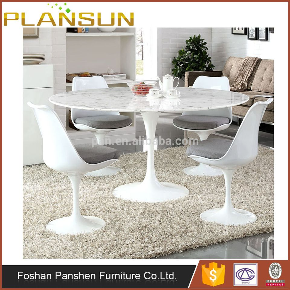 High quality Italy Style reproduction classic fiberglass tulip ...