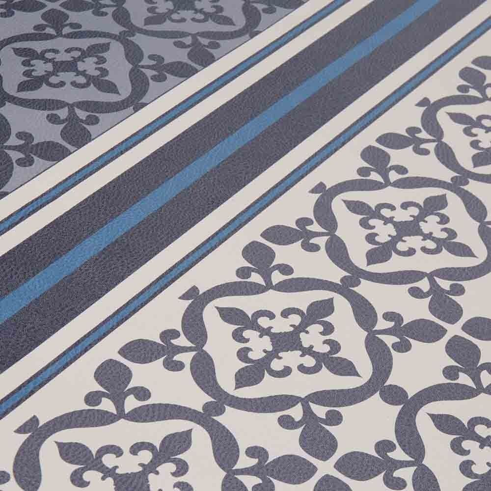 tapis vinyl carreaux de ciment gifi