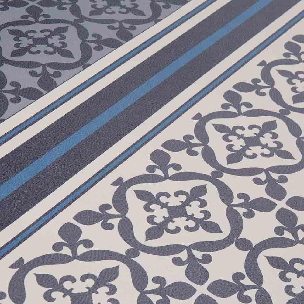tapis vinyl carreaux de ciment gifi