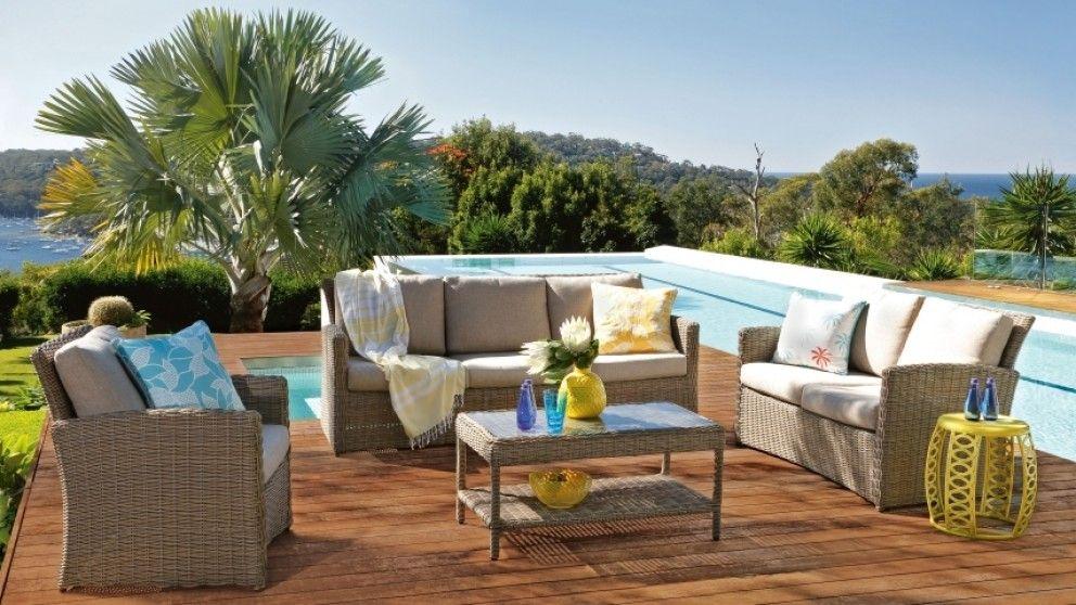 rhode island 4 piece outdoor lounge suite outdoor lounges harvey