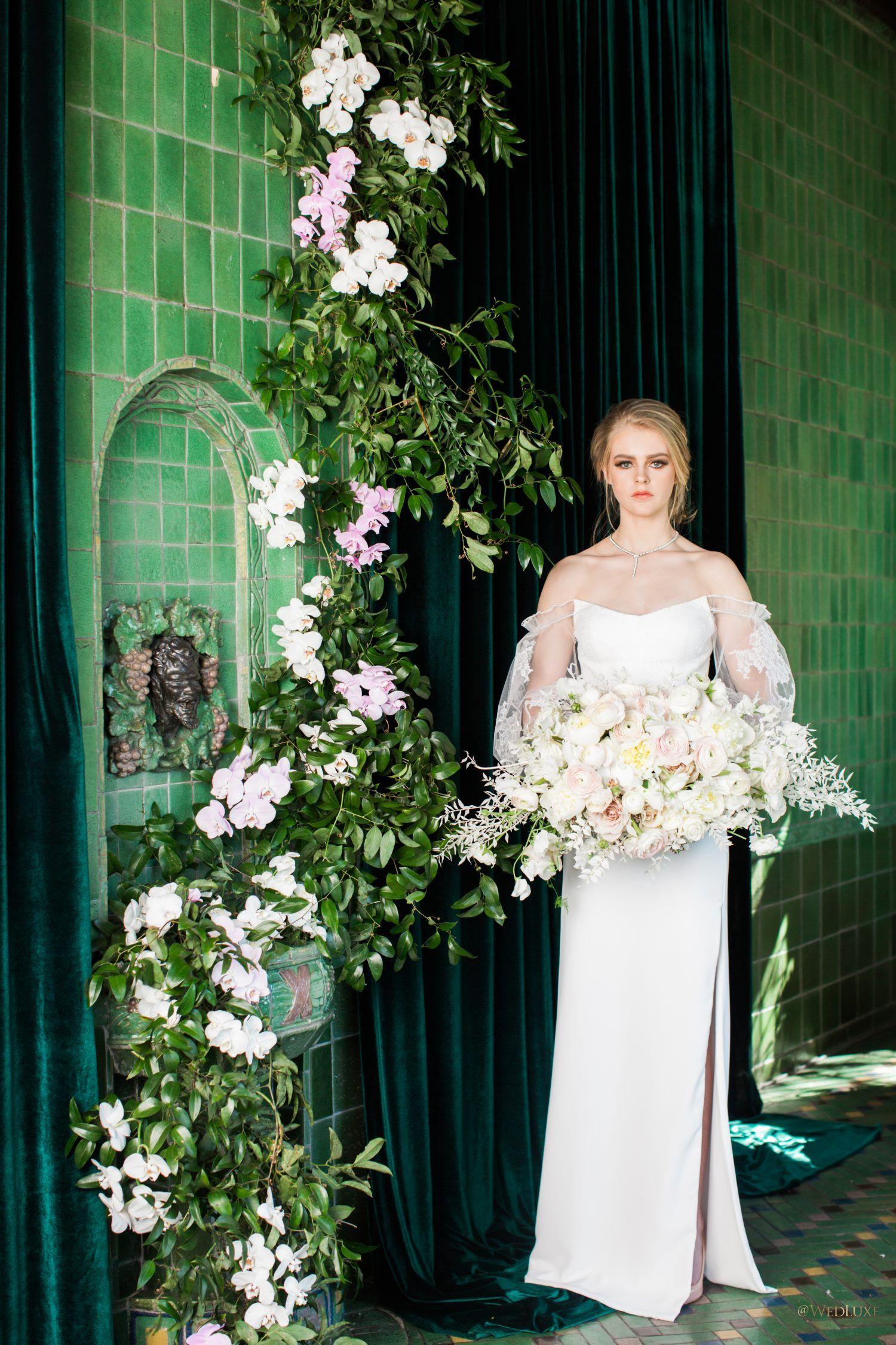 Nightwatch Green Wedding set up, Event planning design