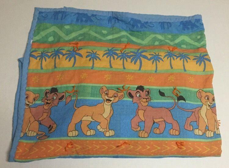 Lion King 2 Blanket Disney Paul Frank Is Your Friend