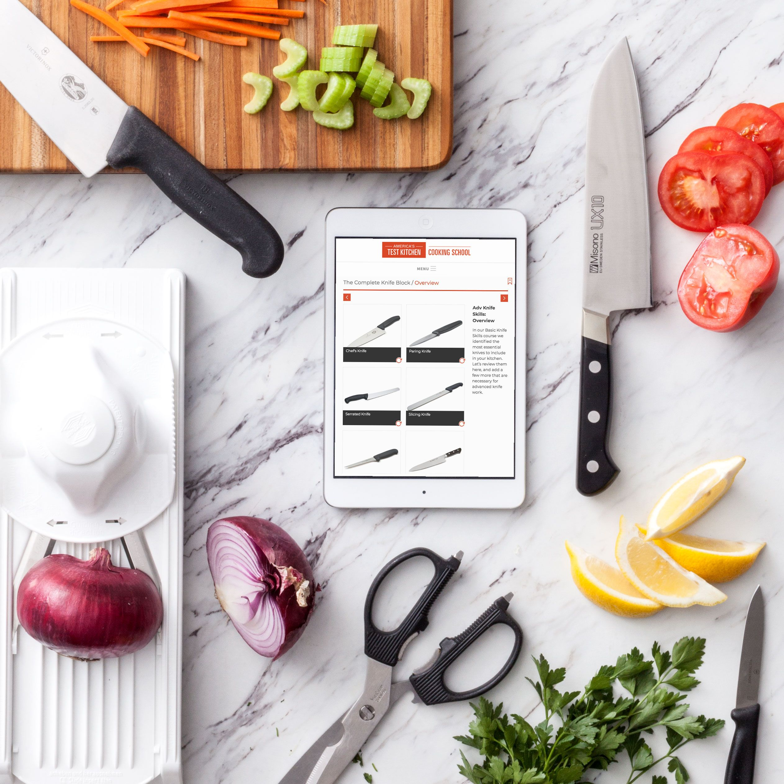 Knives Are Some Of The Most Important Tools In Your Kitchen