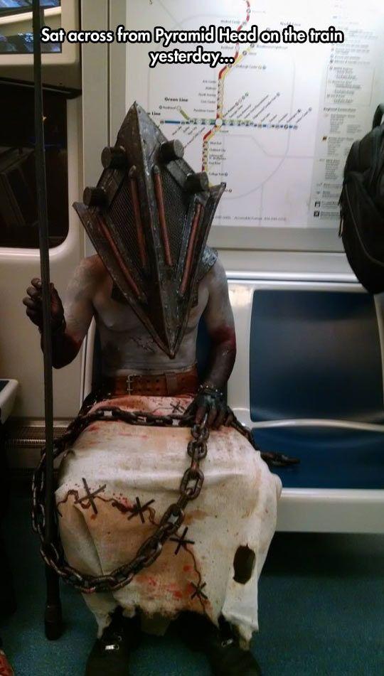 Silent Hill Halloween Costume!