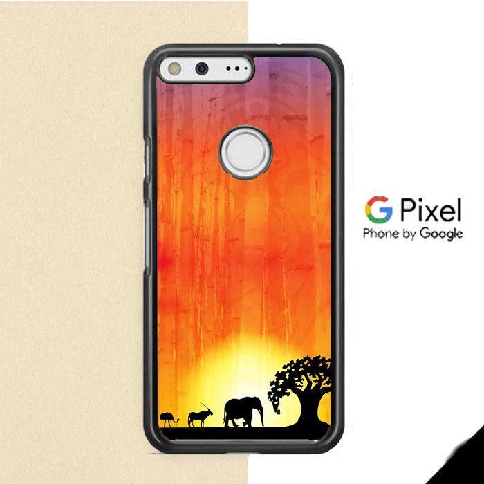 Sunset Google Pixel Case